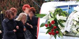 Pogrzeb zabitych dziewczynek i ich ojca-mordercy. ZDJĘCIA