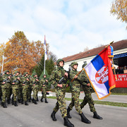 jugovicevo Novi Sad191 dan prve brigade kopnene vojske foto Nenad Mihajlovic