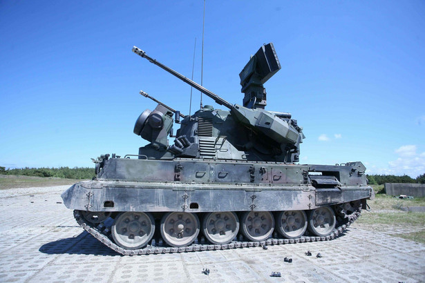 Przeciwlotniczy zestaw artyleryjski
