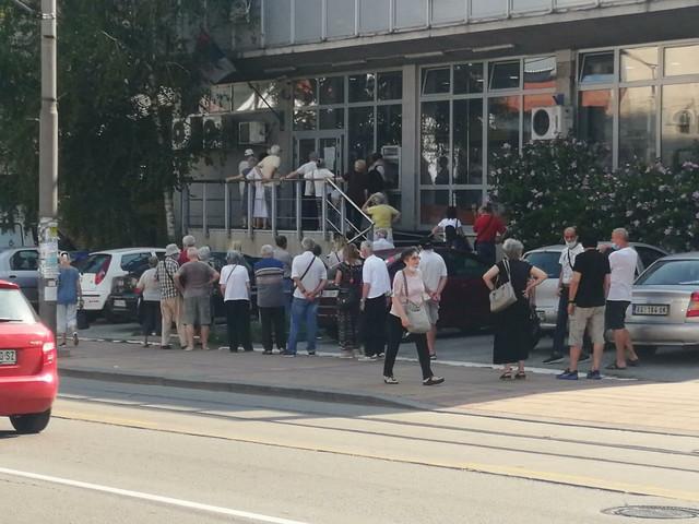 Red u Požeškoj ulici