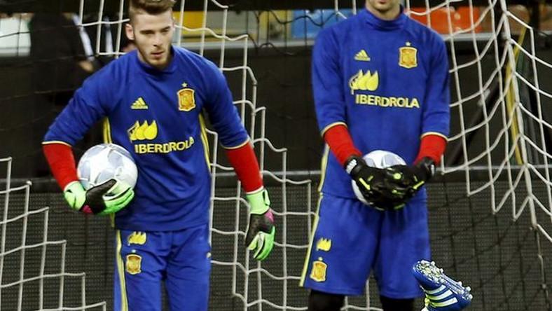 ccbf2539f00 Euro 2016 Warm-up Romania hold Spain as Casillas equals European ...