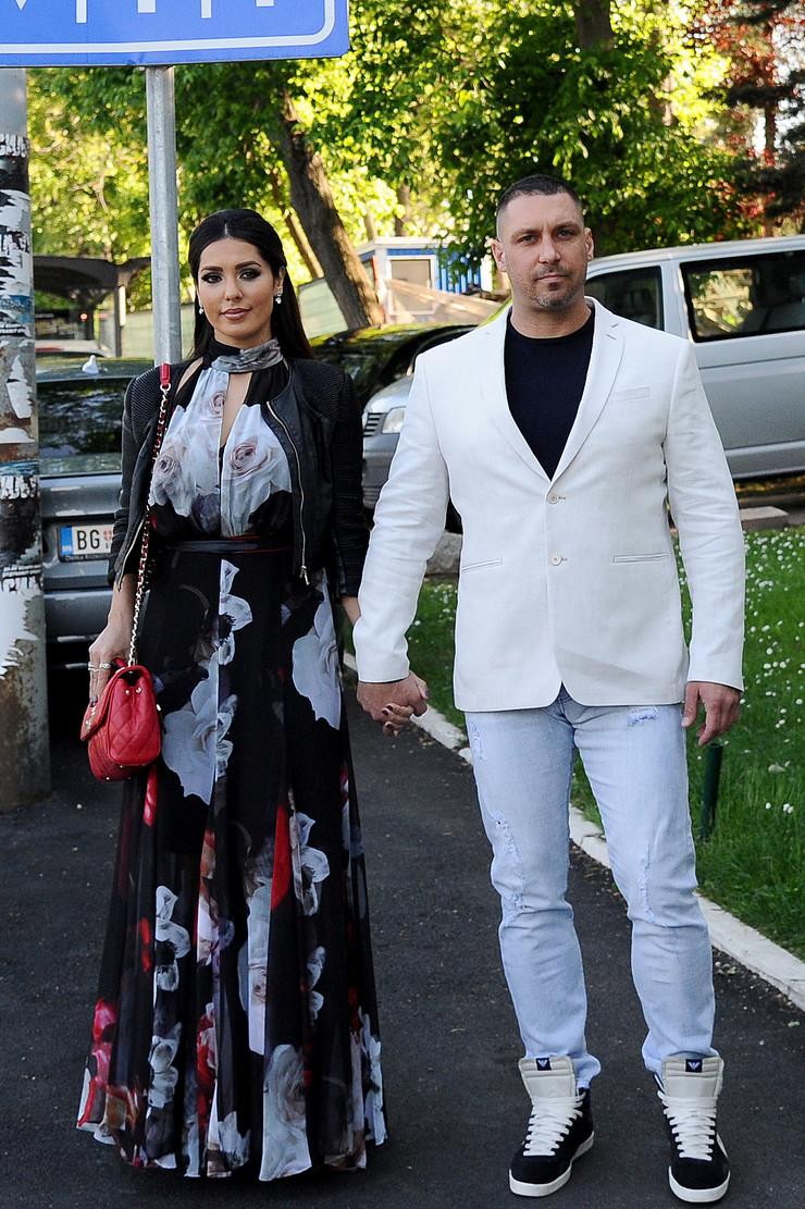 tanja savić sa mužem RAS foto Milan Ilic