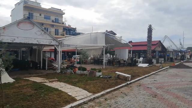 Nevreme u Nea Plagiji, Grčka 2019.
