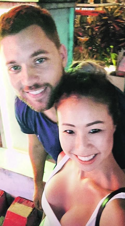 OTKRIVAMO: Evo KO JE MISTERIOZNA DEVOJKA sa kojom je uhvaćen Stefan Živojinović na Baliju!