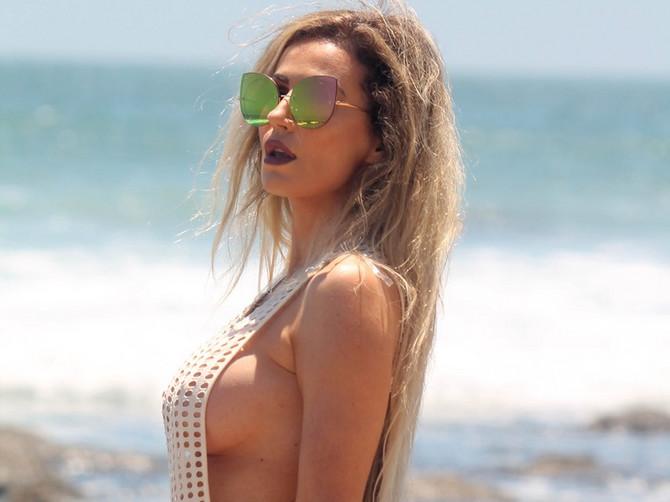 Ana šokirala u Majamiju: Kada se ona pojavila, mnogi su ZANEMELI!