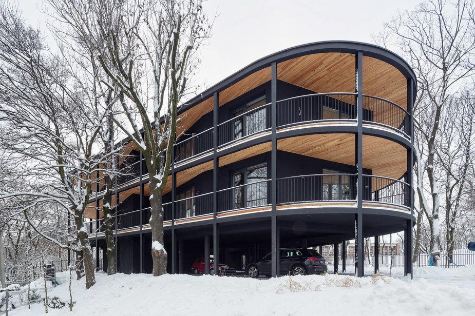 Villa Reden doceniona w Paryżu! Budynek wielorodzinny z Polski z prestiżową nagrodą!
