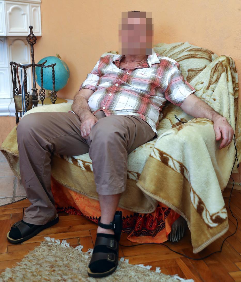 E. Imrét két villanyszerelő megölésével gyanúsítják, ám házi őrizetbe engedte őt a hatóság./ Fotó: RAS