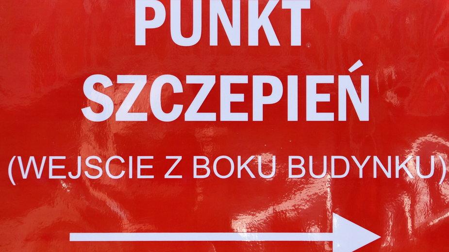 Białystok. W mieście powstaną trzy punkty szczepień masowych