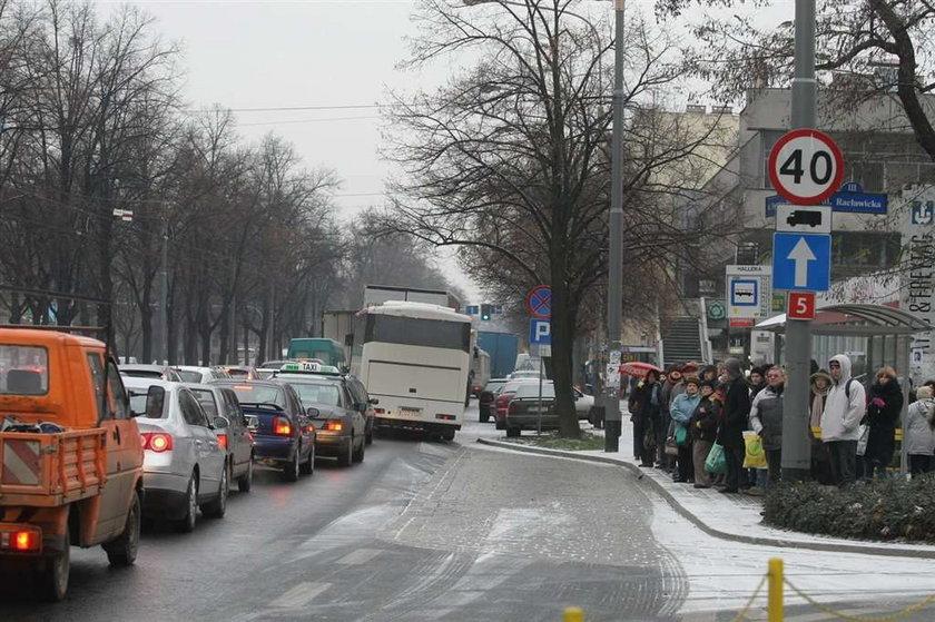 Zima we Wrocławiu