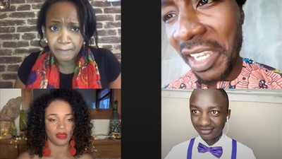 UK based screenwriter launches first African comedy series on Zoom