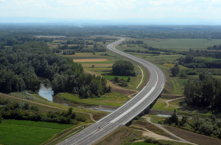Autoput Milos Veliki, foto Tanjug D Goll