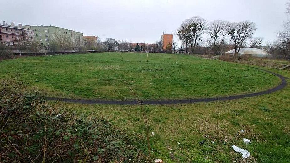 Szczecin. Więcej zieleni, mniej betonu na osiedlu Arkońskim, foto: Andrzej Radziwinowicz/fb