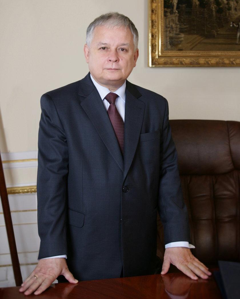 Śp. Lech Kaczyński