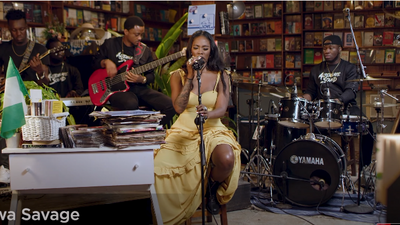 Here is how Tiwa Savage's, Patoranking's, Fireboy's and Adekunle Gold's albums performed in their first week [Special Report]