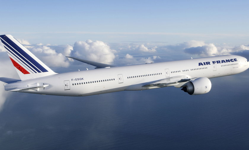 Samolot Boeing 777