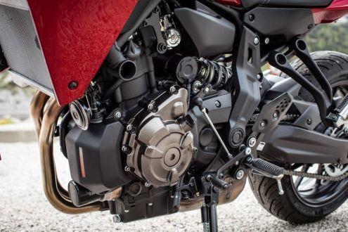 Stary znajomy: silnik znany z Yamahy MT-07 i XSR700