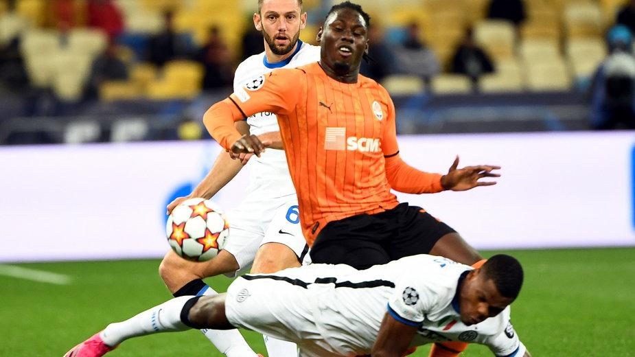 Lassina Traore doznał w meczu z Interem Mediolan koszmarnej kontuzji