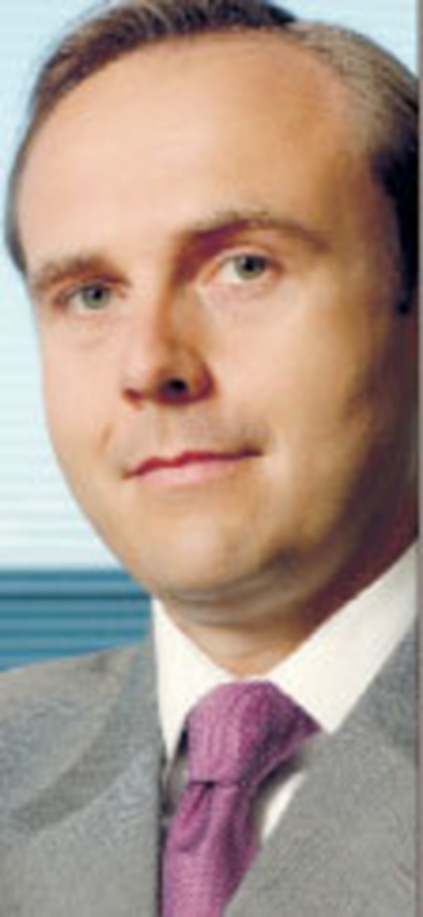 Hubert Jądrzak, partner, PricewaterhouseCoopers