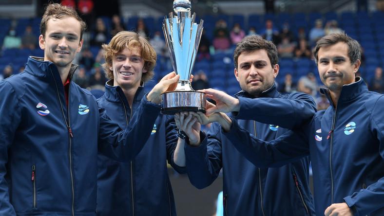 Rosyjscy tenisiści