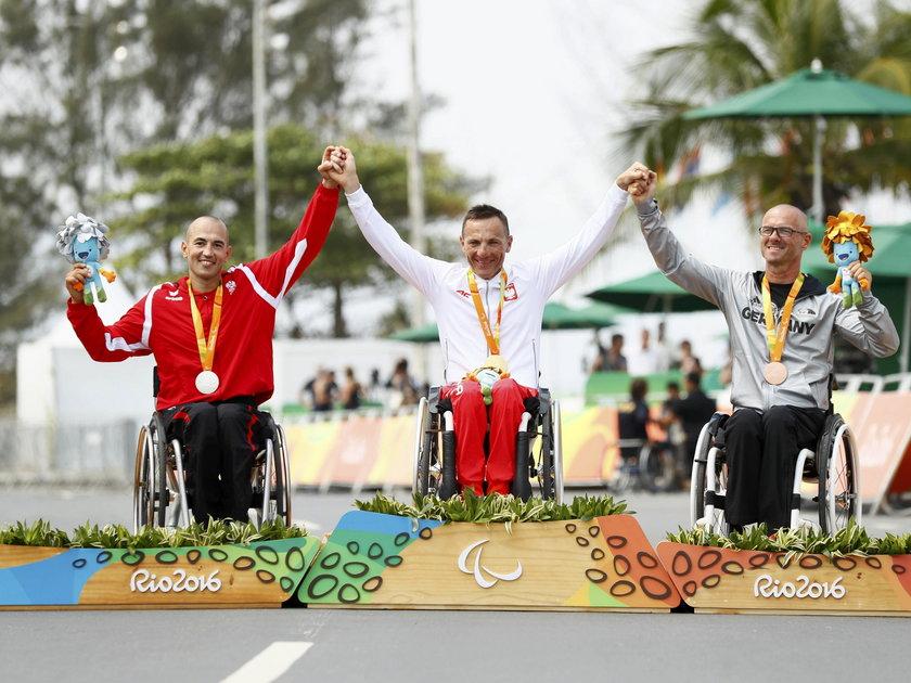 Srebrny medal dla polskiego kolarza ręcznego