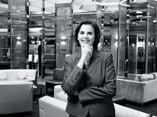Sofia Merlo, co-CEO BNP Paribas Wealth Management