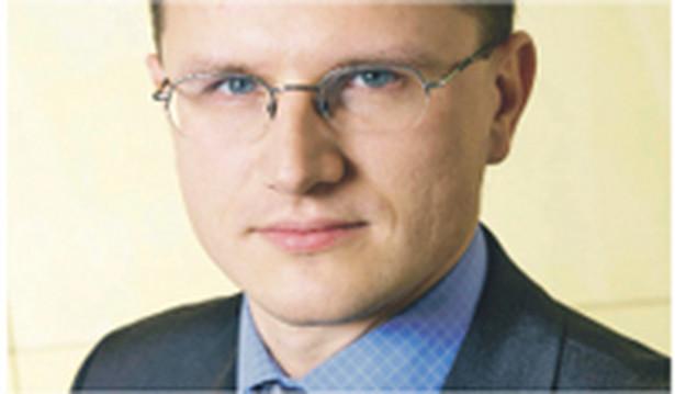 Marcin Chomiuk, dyrektor w PricewaterhouseCoopers