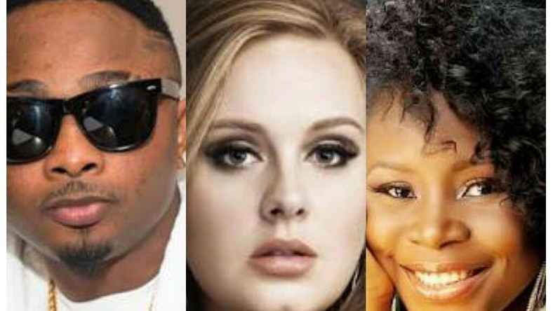 Sean Tizzle perfers Omawumi's 'Hello' over Adele's original version.
