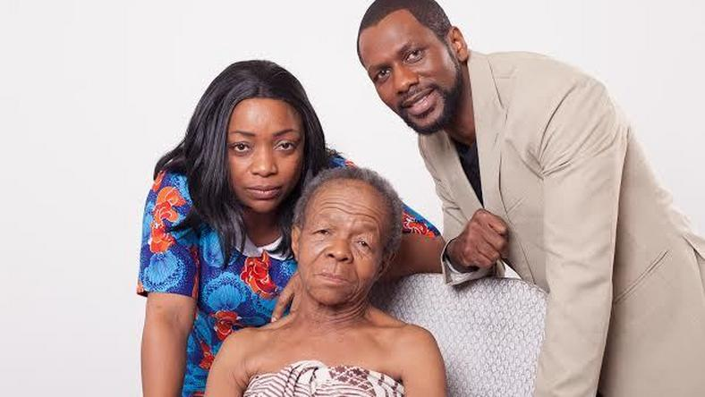 "Bimbo Akintola, Fabian Lojede and Mary Twala for ""Comatose"""