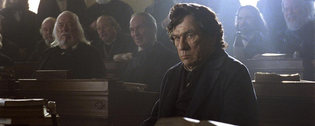"""Tommy Lee Jones w filmie """"Lincoln"""""""