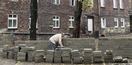 Mur podzielił mieszkańców Zabrza!