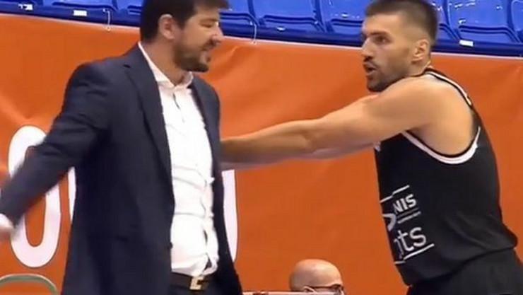 Vlado Šćepanović i Nemanja Gordić