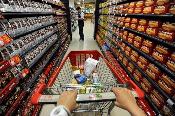 Supermarketi zatvoreni u nedelju