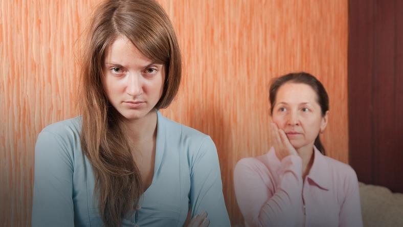 70d0b1c132e4e7 Rozwód z własną matką - Dziecko