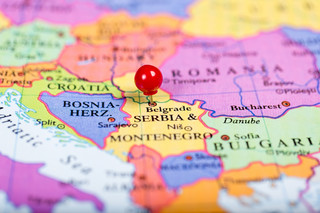 Medialne burze o granice na Bałkanach