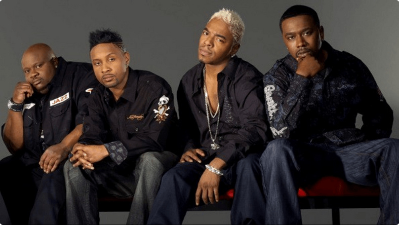 Sisqo reunites with Dru Hill in Accra for concert