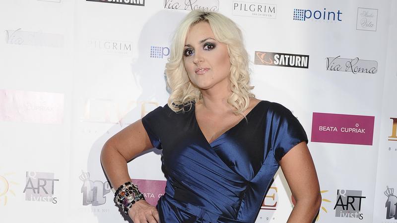 Karolina Szostak w 2009 roku