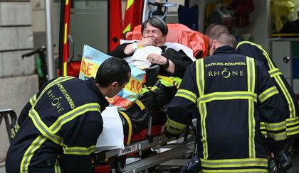 Francuzi aresztowali podejrzanego o zamach bombowy