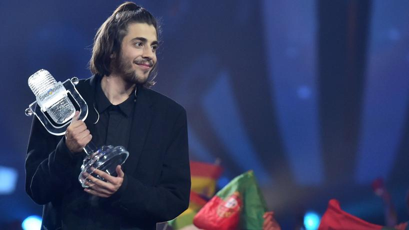 Eurowizja 2017 - Salvador Sobral