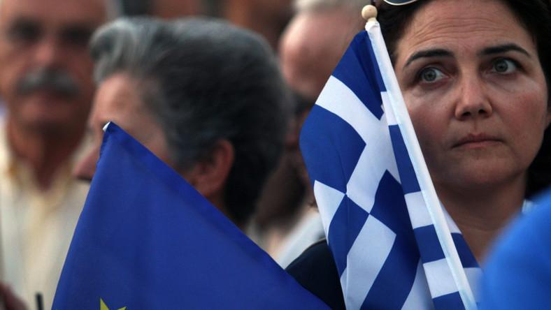 Kryzys w Grecji