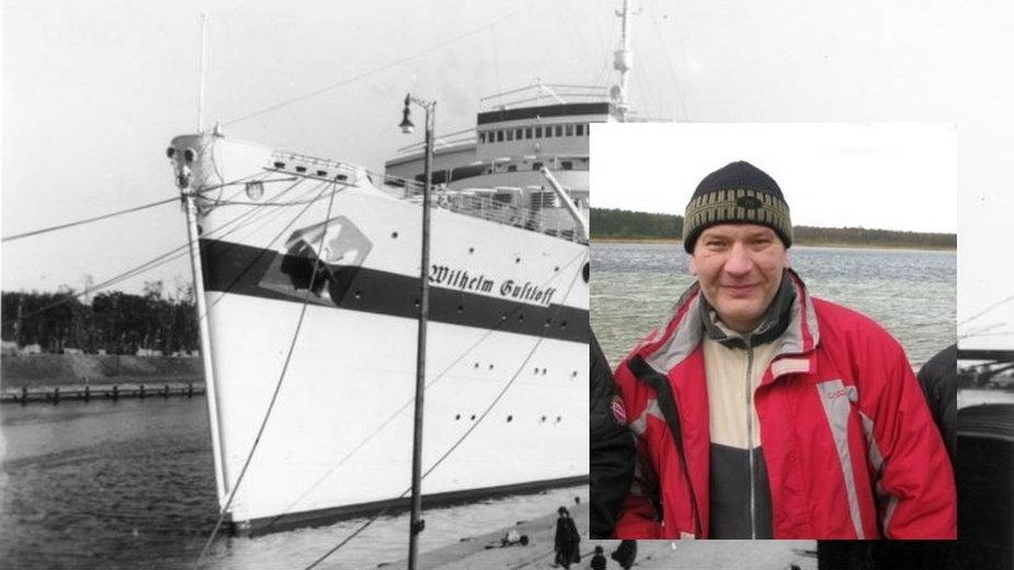 Statek Gustloff i Robert Szlecht