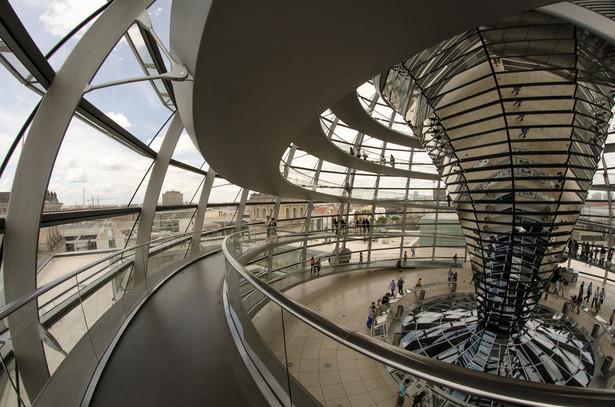 Niemcy, Berlin, kopuła Reichstagu