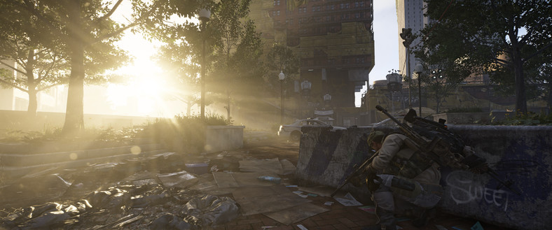 Division 2 - Warlords of New York