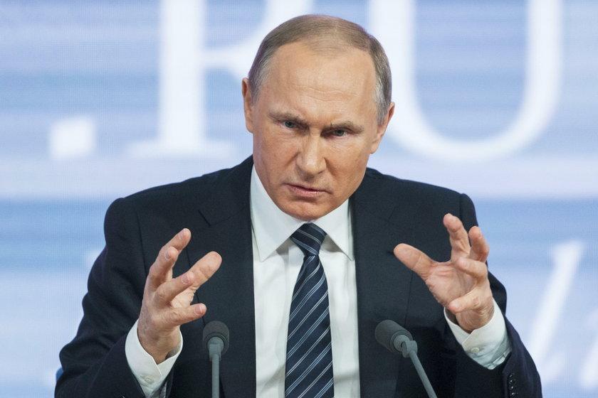 Nie mamy czym odpowiedzieć Moskwie