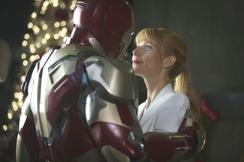 Robert Downey Jr. és Gwyneth Paltrow