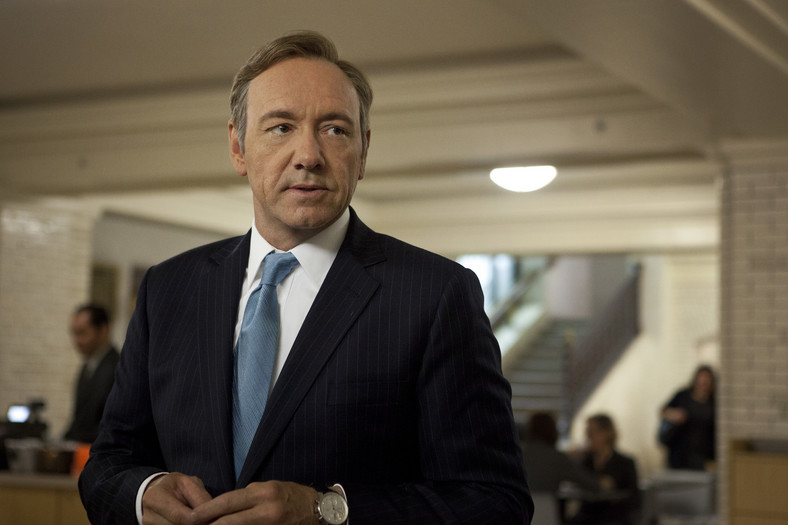 """House of Cards"": kadr z serialu"