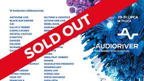 Bilety na tegoroczny Audioriver zostały wyprzedane