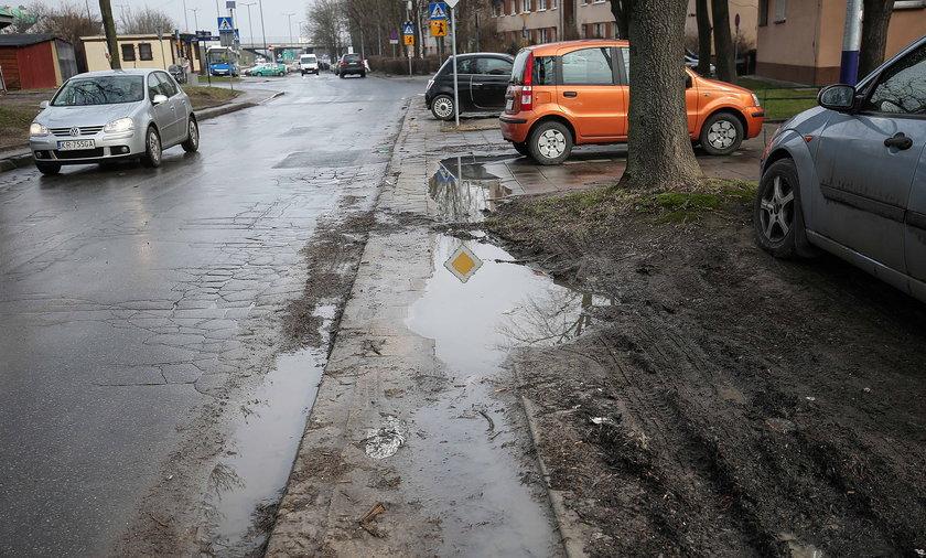 Ulica Weissa w Krakowie
