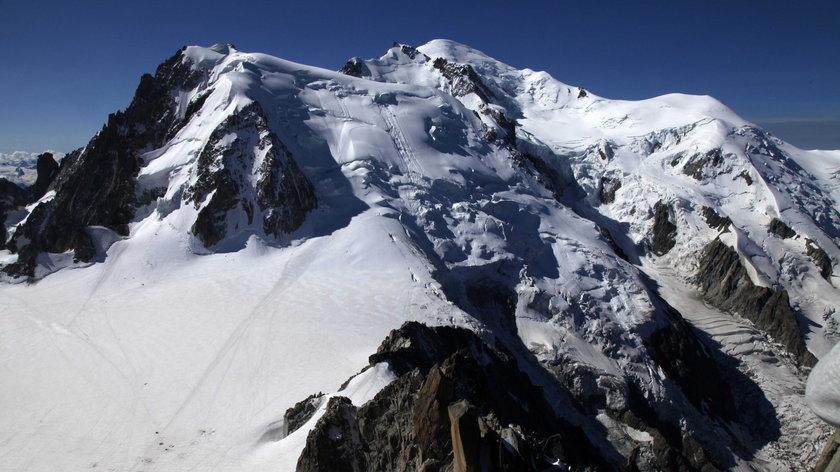 Tragedia na Mont Blanc. Nie żyje alpinista Matteo Pasquetto