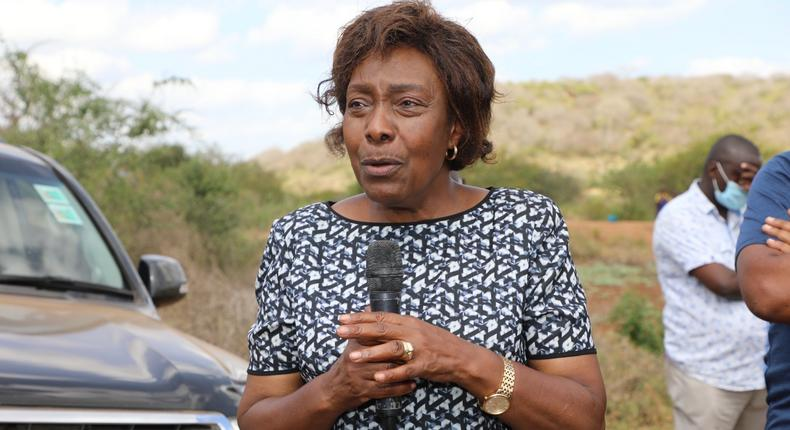 Our journey for a better Kenya is unstoppable – Charity Ngilu