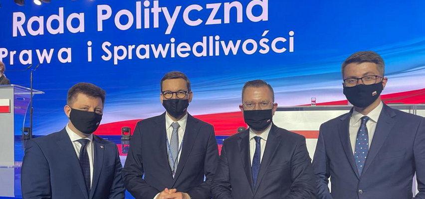 Morawiecki wiceprezesem PiS. Jaki uzyskał wynik?